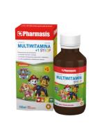 Multiwitamina Syrop 1+ Pharmasis