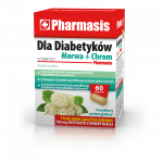 DLA DIABETYKÓW – MORWA + CHROM Pharmasis