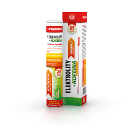 ELEKTROLITY + WITAMINA C Pharmasis