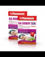 2x Na dobry sen Pharmasis