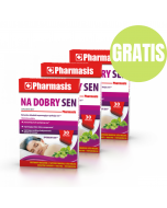 Na dobry sen Pharmasis 2+1 GRATIS
