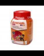 Multiwitaminowe Żelki Pharmasis