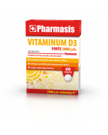 VITAMINUM  D3 FORTE 2000 j.m. Pharmasis