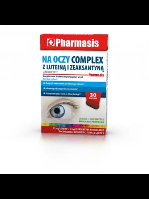 Na Oczy Complex z luteiną i zeaksantyną Pharmasis