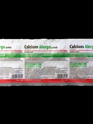 Calcium Alergo w folii Pharmasis