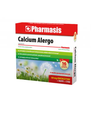 Calcium Alergo Pharmasis