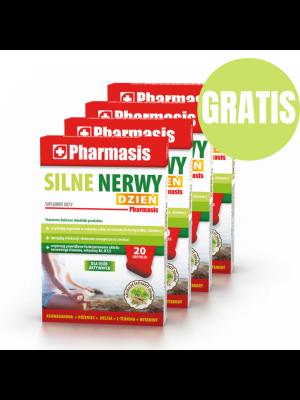 SILNE NERWY DZIEŃ 3+1 GRATIS
