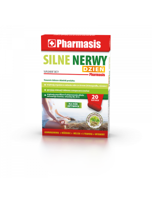 SILNE NERWY DZIEŃ Pharmasis