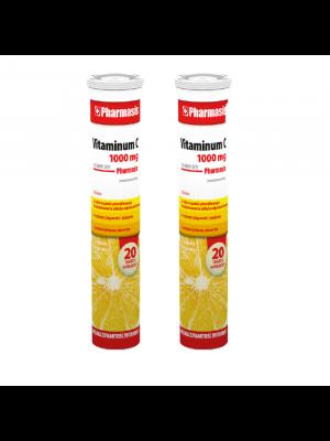 2x Vitaminum C 1000 mg Pharmasis
