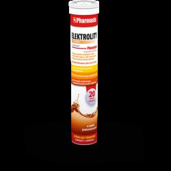 Elektrolity  + witamina C x625 sztuk Pharmasis