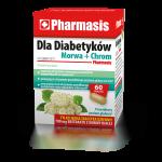 Dla diabetyków Morwa + Chrom Pharmasis