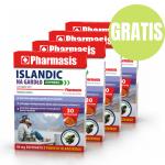 ISLANDIC NA GARDŁO EXPRESS 3+1 GRATIS