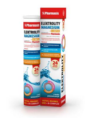 ELEKTROLITY+MAGNESIUM+B-COMPLEX Pharmasis