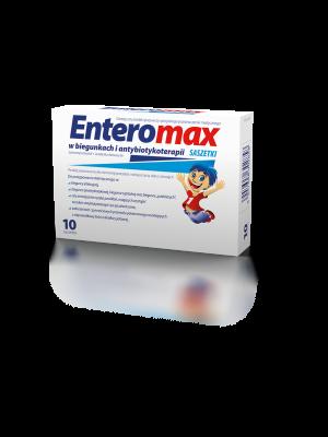 Enteromax saszetki