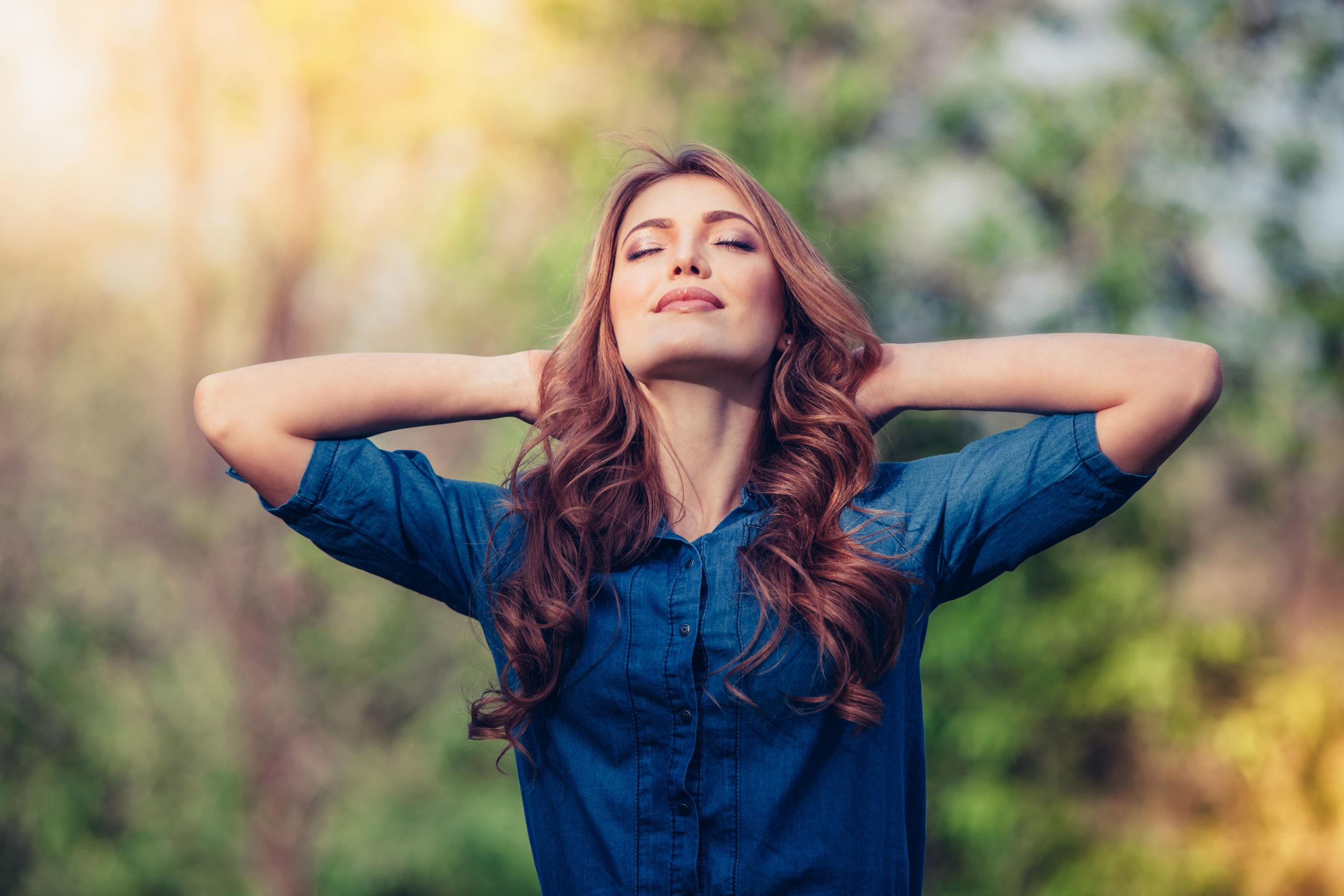 5 kroków do dobrego samopoczucia