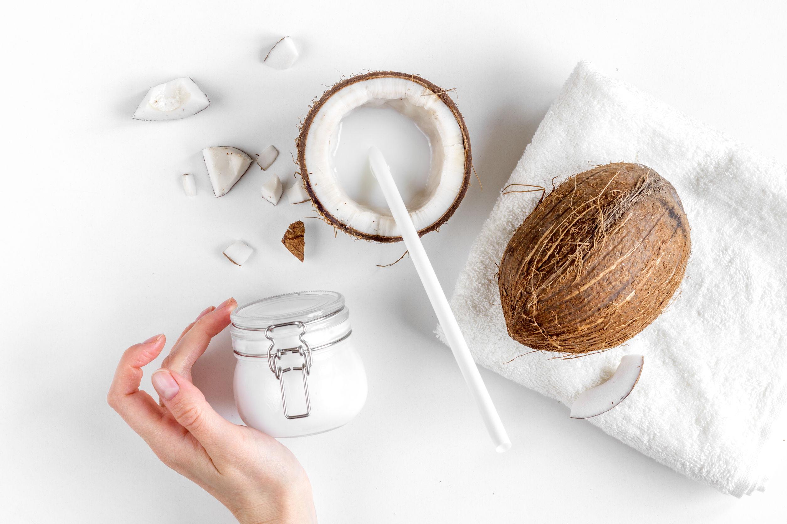 5 zastosowań oleju kokosowego, o których nie miałaś pojęcia