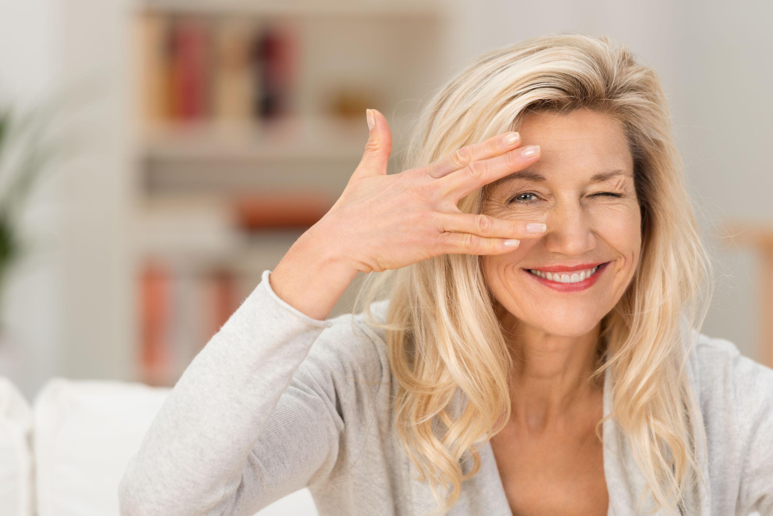 Menopauza - czyli nie taki diabeł straszny, jak go malują