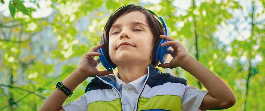 Puść dziecku Mozarta! Muzyka w rozwoju dziecka