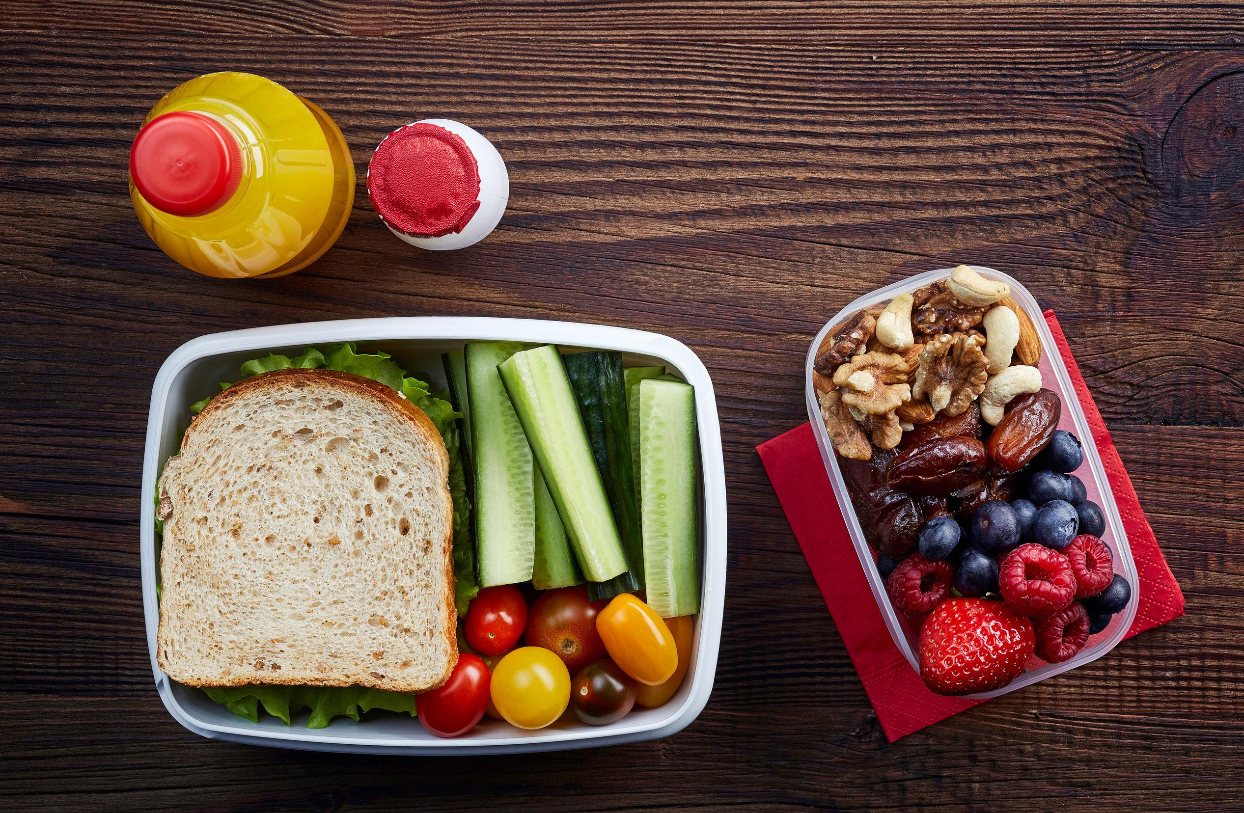Pomysły na drugie śniadanie dla ucznia