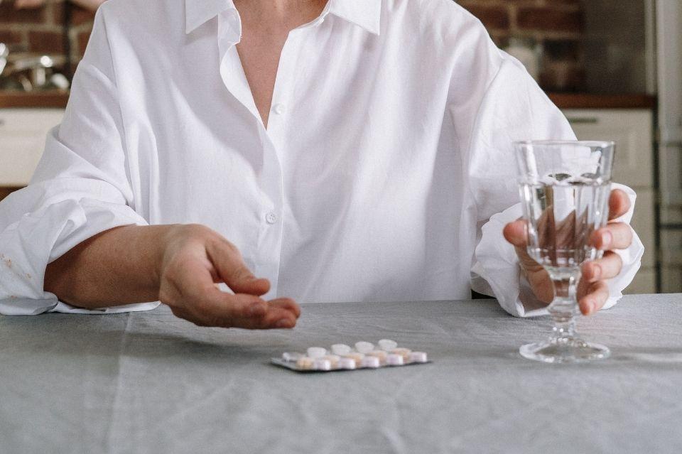 Czym nie popijać leków?