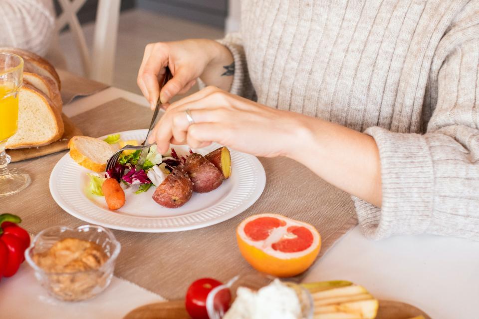 5 zasad intuicyjnego jedzenia