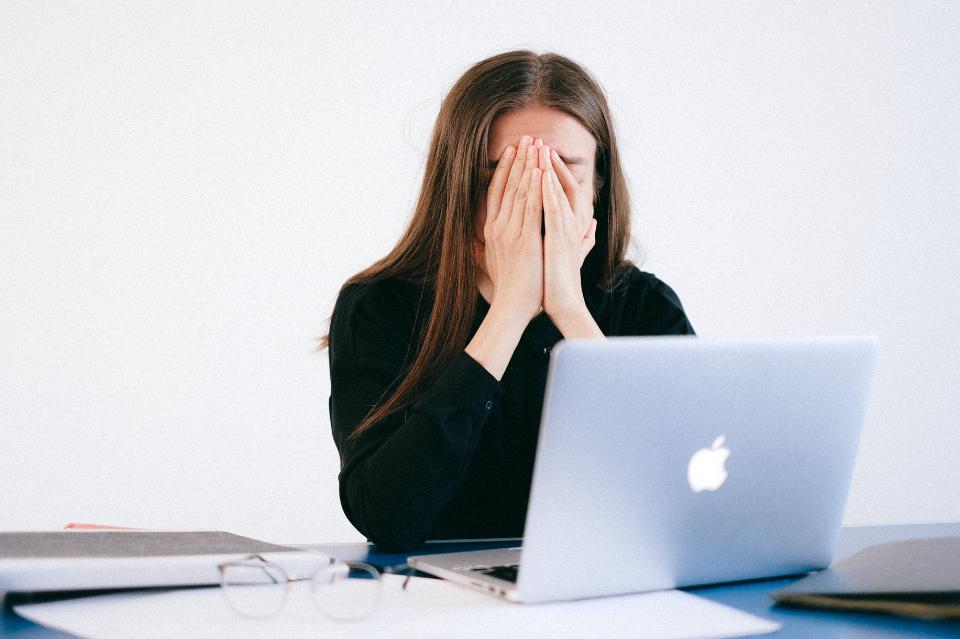 Temperatura podwyższona ze stresu?