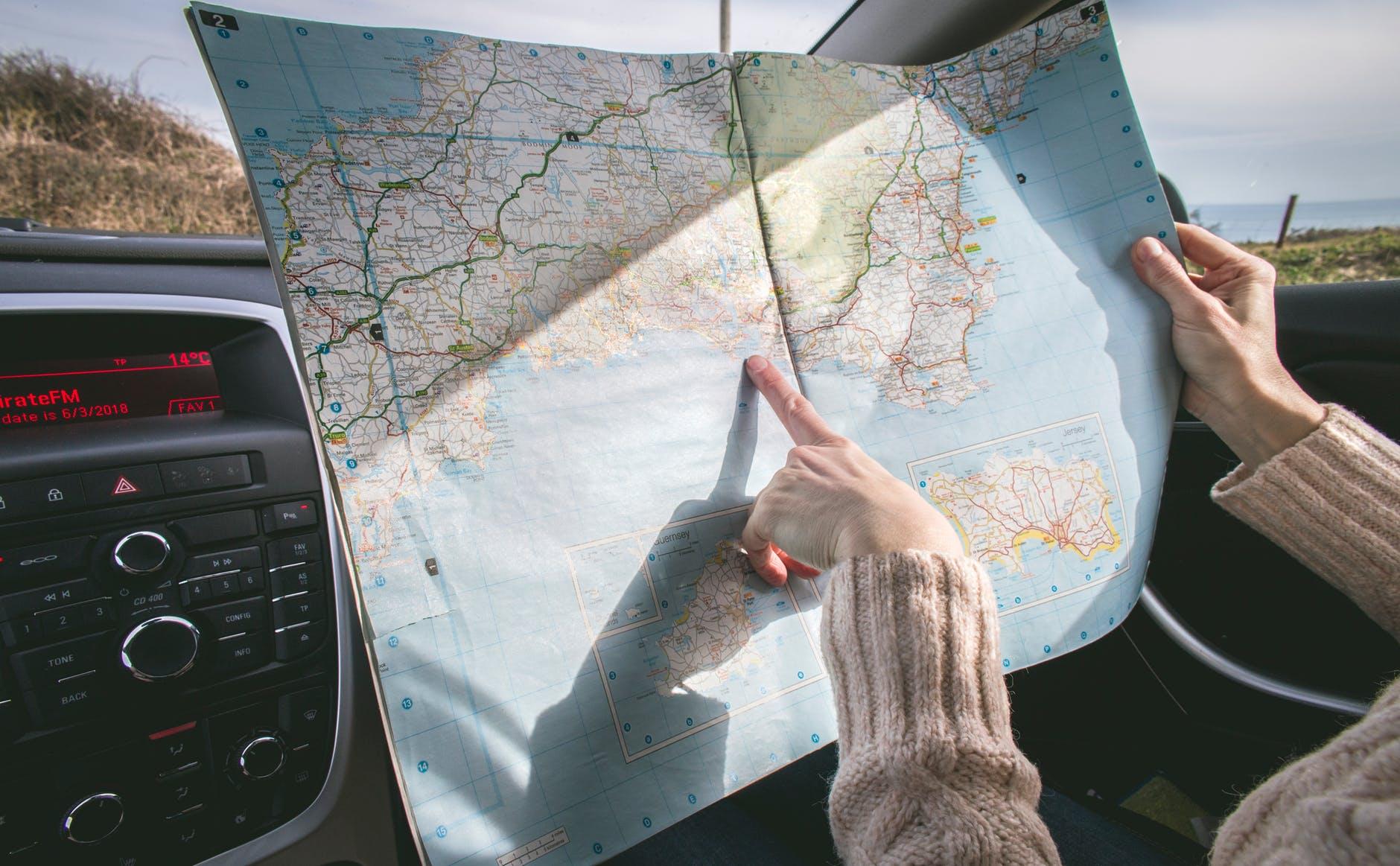 Zarazki w podróży