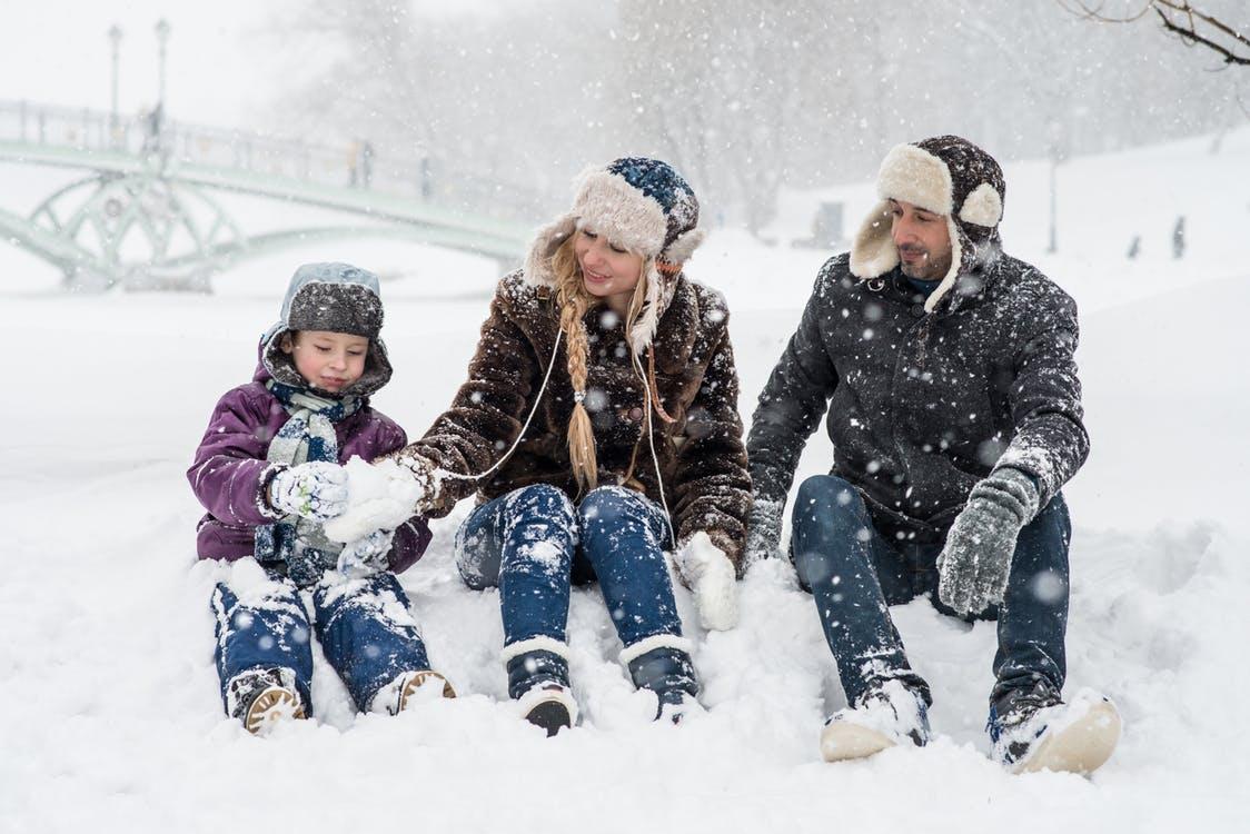 4 zimowe sporty dla każdego